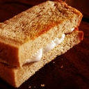 とろ~り新食感の焼きマシュマロトーストサンド