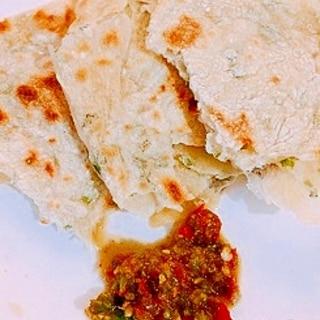 中国朝の定番 大餅