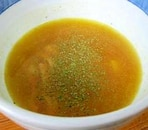 簡単☆じゃがいもスープカレー風味