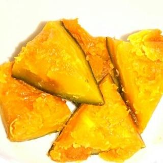 炊飯器で簡単!かぼちゃの煮物