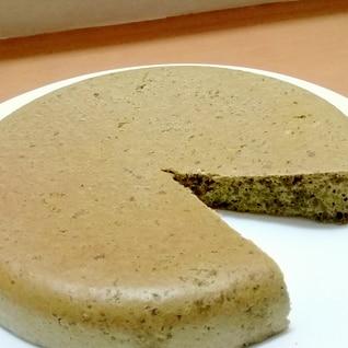 炊飯器で抹茶ケーキ☆