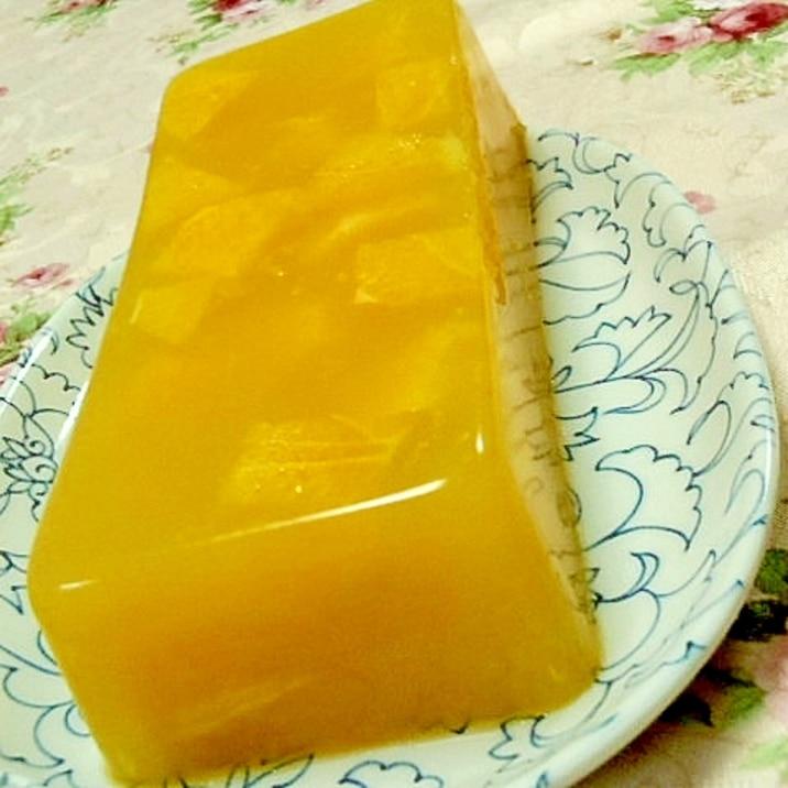 寒天 オレンジ ジュース
