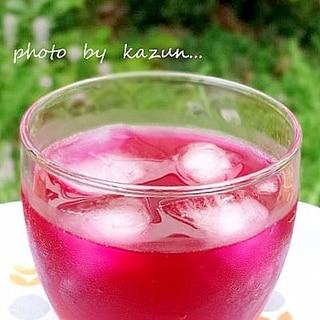 ソーダ割り用♪紫蘇ジュース♪♪