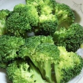 チンで簡単ボイルブロッコリー