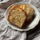 マーマレードジャムのパウンドケーキ