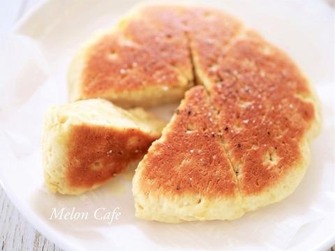 ホットケーキミックスとフライパンで簡単フォカッチャ