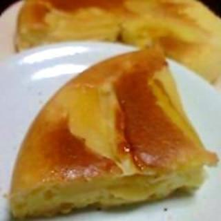 炊飯器ケーキ・りんご味【ホットケーキミックス】