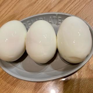 つるんっ!と剥ける ゆで卵の殻の剥き方
