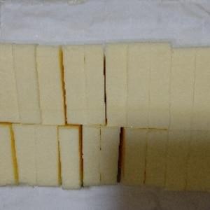 使い勝手のよい、バターの保存法