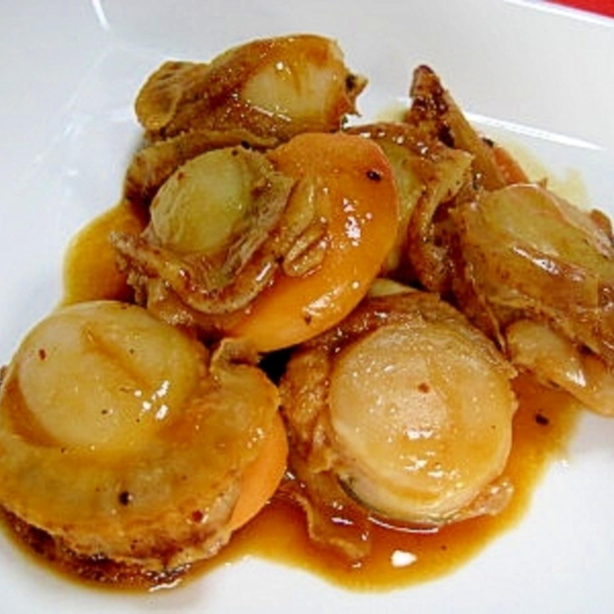 ホタテ レシピ