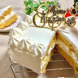 ダイエットクリスマスケーキ