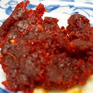 韓国万能調味料♪タデギ(タテギ)