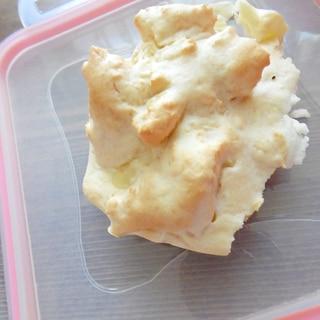 ノンフライヤーで高野豆腐の天ぷら