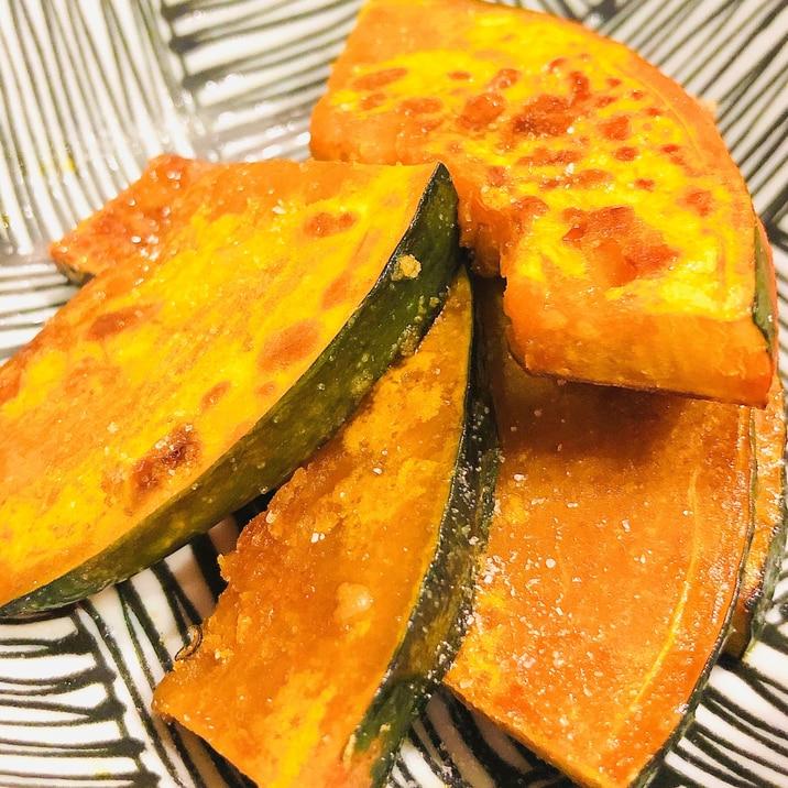 簡単♡塩バターかぼちゃ