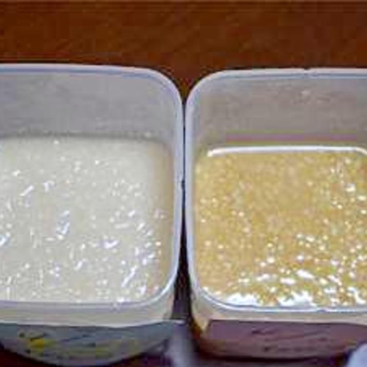 生麹を使った塩麹