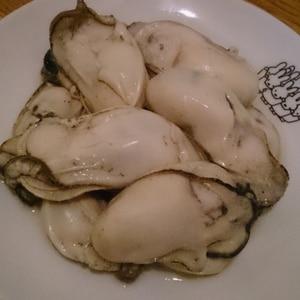 【ガサツ料理】蒸し器いらずな呑ん兵衛の蒸し牡蠣