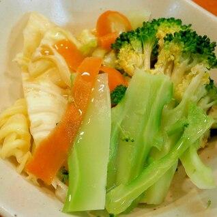 自家製和風ドレッシングで☆温野菜サラダ