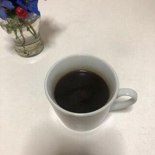 グリューワイン入りコーヒー♪