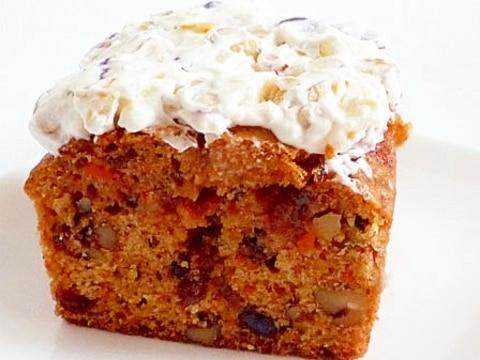 レシピ キャロット ケーキ
