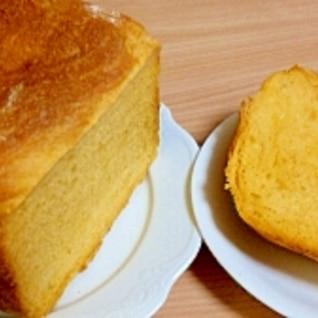 ほんのりトマト味食パン(ホームベーカリー1.5斤)