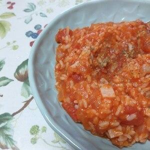 チーズがとろとろ トマトチーズリゾット