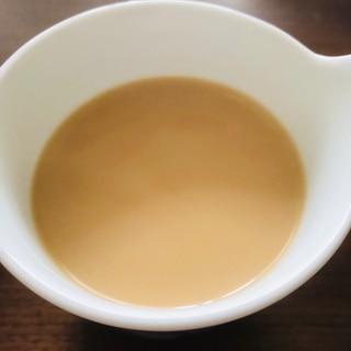麦茶ミルクティー