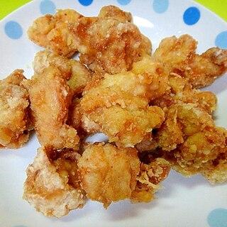 鶏のオイスターマヨから揚げ
