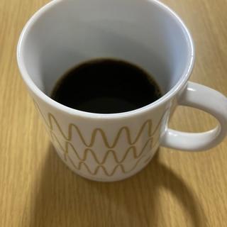あまーい はちみつ入りコーヒー