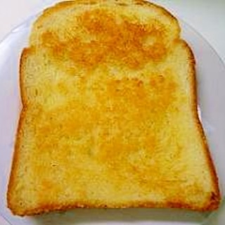 簡単!カリカリチーズトースト