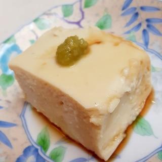 片栗粉ですぐできる!(^^)脳力活性ごま豆腐♪