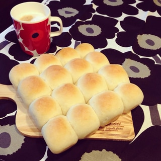 簡単♪ちぎりパン