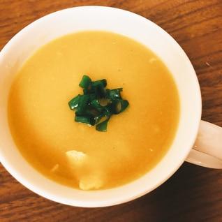 生姜たっぷりスープ