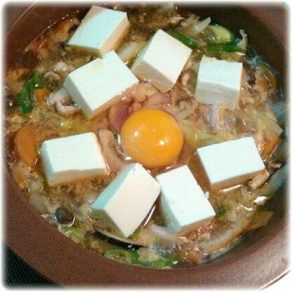 濃厚なスープがとっても美味しかったです♡ 最後は雑炊にしていただきました♪ 今日は寒かったのでほっこりしますね♪ ご馳走さま(*^^*)