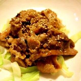 超簡単♪薄切り肉のシンプル酢豚
