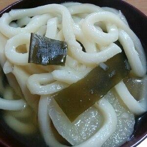 おせちリメイク☆筑前煮で簡単煮込みうどん