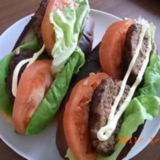 ランチに!ハンバーガー