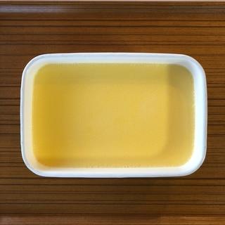 琺瑯容器で焼きプリン