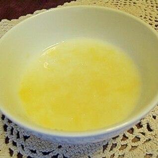 離乳食初期~中期☆白菜と大根のお粥