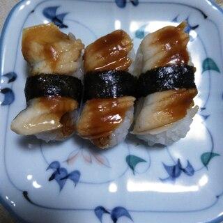 煮穴子のにぎり寿司