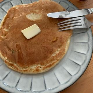 オートミール入り★もちもちパンケーキ★
