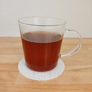 ほっこり温まる❁はちみつ生姜紅茶