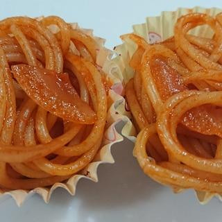 お弁当に◎冷凍OK 簡単ナポリタンスパゲティ