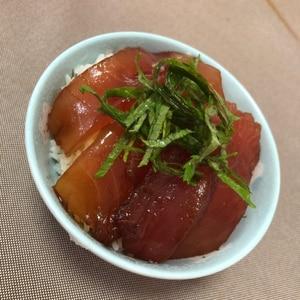 マグロ好きのための「鉄火丼」 究極レシピ