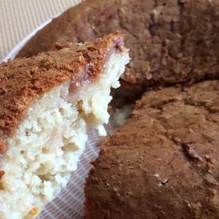 材料3つ!簡単炊飯器で作るヨーグルトケーキ