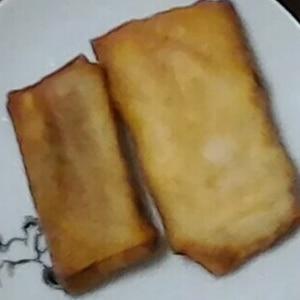 ☆ポテトサラダ春巻き☆