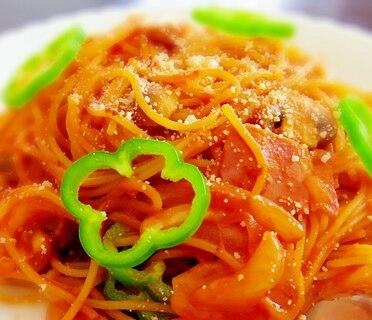 昔ながらのスパゲッティ★これぞ王道ナポリタン