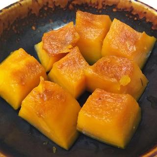 シンプル♪かぼちゃの煮物
