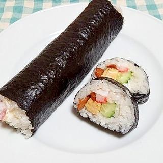 うちのお寿司「恵方巻」