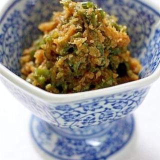 韓流青唐辛子味噌