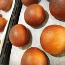 丸いブランパン(富沢商店ふすまパンミックス粉使用)